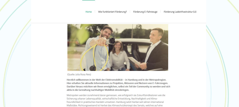 Elektromobilität Hamburg
